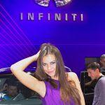 Infiniti на ММАС-2012: седьмой цвет радуги