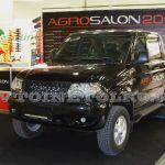 Крестьянин из Нижегородской области выиграл внедорожник на выставке Агросалон-2012