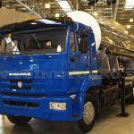 Autotrans-2012: система быстрой замены кузовов от ПриМЗ