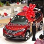 Новый Honda CR-V— уже в автосалоне «Хонда Отрадное»