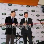 Новый дилерский центр Major по продаже Jaguar и Land Rover— часть I: Пресс-конференция