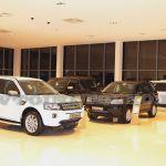 Новый дилерский центр Major по продаже Jaguar и Land Rover— часть III: машины с пробегом по программе Selected