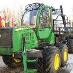 John Deere привлек новых клиентов на выставке «Российский лес»
