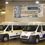 Новые автобусы от Завода «Промышленные технологии» на МАФ-2012