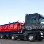 Строительные полуприцепы-самосвалы Schmitz Cargobull