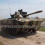 БМД-4 принята на вооружение
