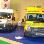 Машины скорой помощи от  «СТ Нижегородец»