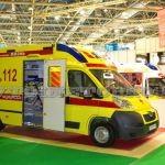 Завод спецавтомобилей «Промышленные технологии» представил новые медицинские автомобили