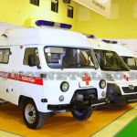 Медицинские автомобили Компании Автодом: и для шоссе, и для проселка