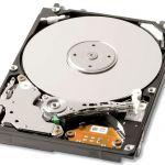 Первые жесткие диски Toshiba  встроены в немецкие автомобили премиум-класса