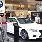 Броня крепка, и «байки» наши быстры: BMW на ММАС-2012
