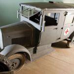 Военно-Исторический аукцион в США: техника Германии