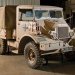 Военно-Исторический аукцион в США: техника Канады