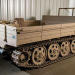 Военно-Исторический аукцион в США: техника Австрии