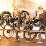 Коллекция мотоциклов Политехнического Музея
