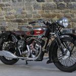 Аукцион Bonhams «Великие марки мира»:  довоенные мотоциклы