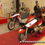 Мотоциклы BMW на пожарной службе