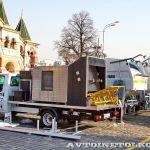 Доркомэкспо-2013: мусоровозы