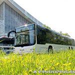Весенний форум городского транспорта на ВВЦ