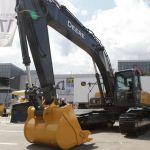 John Deere готовит премьеры для крупнейшего в Восточной Европе показа строительной техники: СТТ-2013