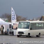 Комфортабельные автобусы IVECO на фестивале «Мир автобусов» в Коломне