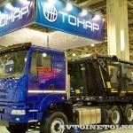СТТ-2013: новая техника завода «Тонар»