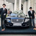 Компания Jaguar Land Rover выступила партнером приема в посольстве Великобритании