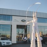 Jaguar Land Rover открывает новый дилерский центр в Рязани