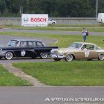 Ралли ретро-автомобилей Bosch Moskau Klassik. Часть 2— гонки на автодроме