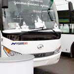 РусбизнесАвто представляет новые автобусы Higer