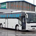 Туристический автобус Volvo 9500— впервые в России