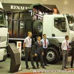 Строительные грузовики Renault на выставке СТТ-2013