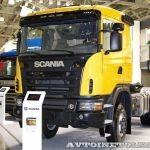 СТТ-2013: грузовики Scania для строительства