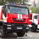 Полноприводные машины из Варгашей для пожарных и спасателей