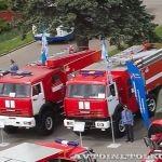 Пожарные автоцистерны из Смоленска