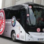 IVECO Bus подарил автобус Magelys Pro футбольному клубу Айнтрахт