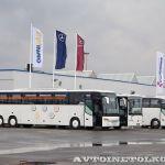 Автобусы Mercedes и Setra: парное катание