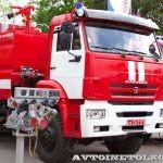Техника из Украины на страже пожарной безопасности: новинки Пожспецмаш