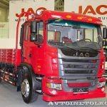 Сделано для России: новые грузовики JAC