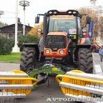 Коминвест-АКМТ представляет технику для заготовки кормов