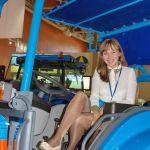 Новый трактор-кабриолет от Агромаш Холдинга