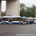 Три выставки под одной крышей: всё для городского транспорта