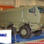 КамАЗ Тайфун: челнинский броневик на Интерполитех 2013