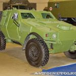 Обрусеет ли Panhard? ASTAIS-VBL на выставке Интерполитех 2013