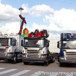 Надежность + экономичность = прибыль: спецтехника на шасси Scania