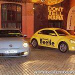 Новый Жук при свете звезд: презентация обновленного Volkswagen Beetle