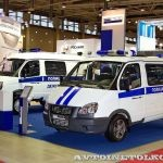 Интерполитех 2013: Соболи для патрульной службы