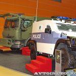 Интерполитех 2013: французские автомобили для полиции