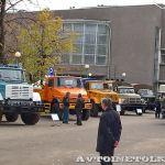 95 лет ЗиЛ: ретроспективный показ автомобилей