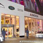 Открытие нового дилерского центра Jaguar Land Rover АВИЛОН